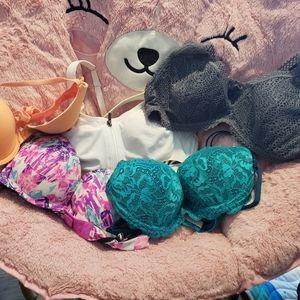 Victoria secrets bras